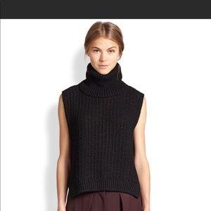 Banana Republic Knit Turtleneck Sweater Vest